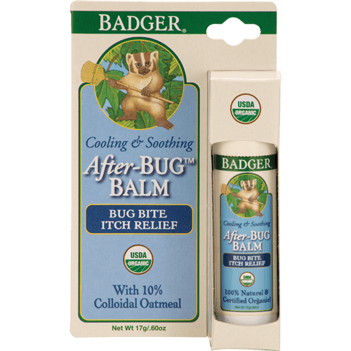 Badger Healthy Body Care ~ After Bug Balm - Bite Relief Stick