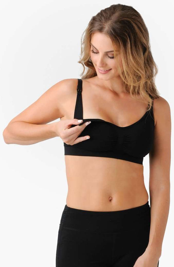 Belly Bandit | Bandita Nursing Bra ~ Black