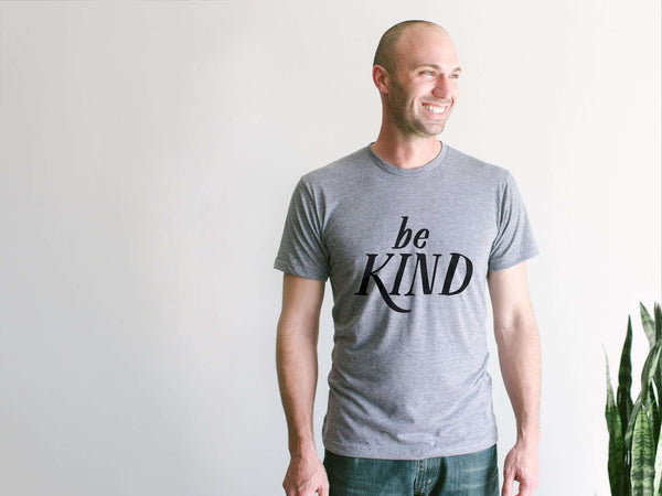 The Oyster's Pearl -  Be Kind Tee