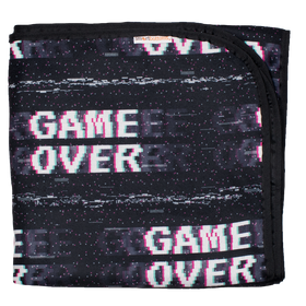 Smart Bottoms Beach Blanket | Game Over