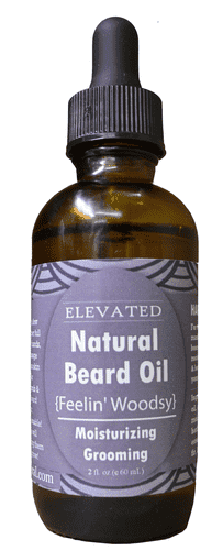 Taylor's ELAVETED | Natural Beard Oil ~ Feeling Woodsy