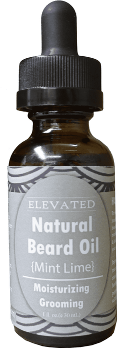 Taylor's ELAVETED | Natural Beard Oil ~ Mint Lime (Mojito)