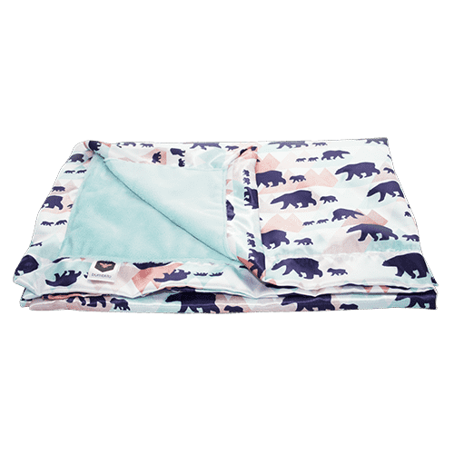 Bumblito | Bee Luxe Blankets ~ Little Adventurer