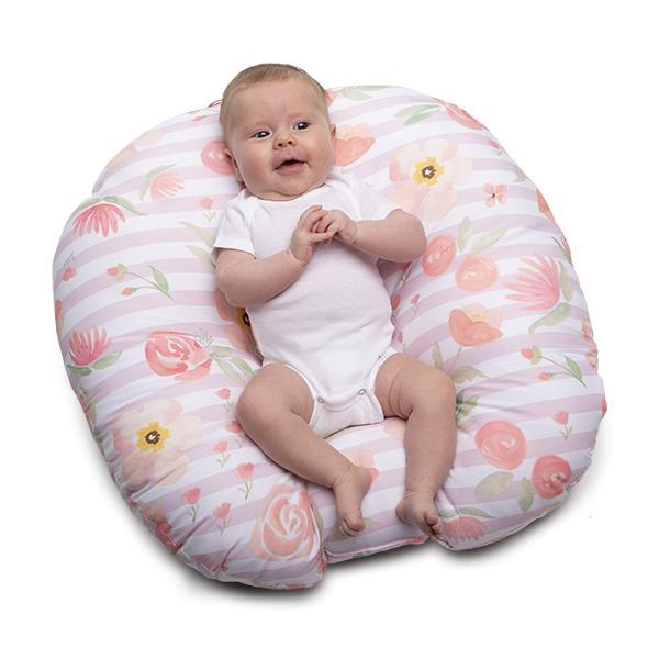 The Boppy Newborn Lounger ~ Big Blooms