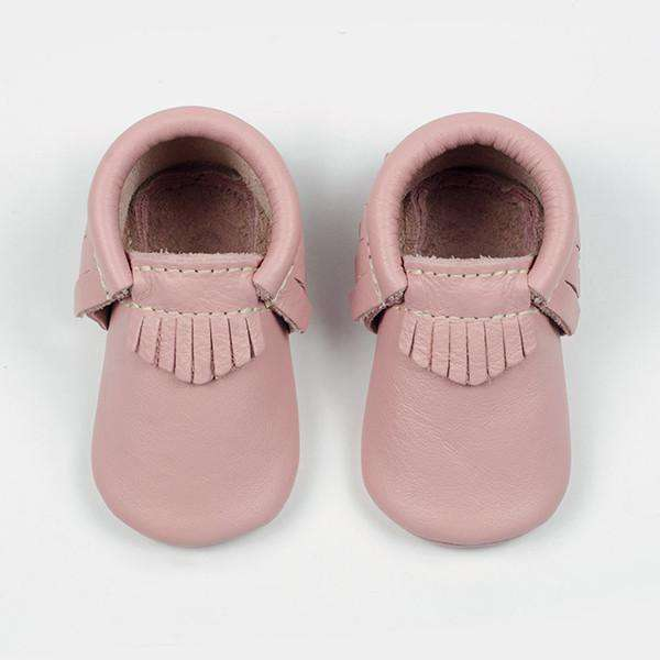 Freshly Picked |  Moccasins Blush
