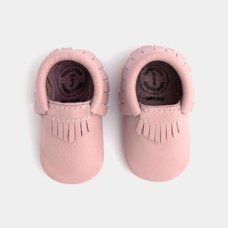 Freshly Picked | Blush Mini Sole Mocc