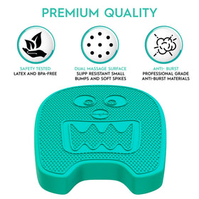 Bouncyband | Wiggle Seat Sensory Chair Cushion ~ Mint Monster