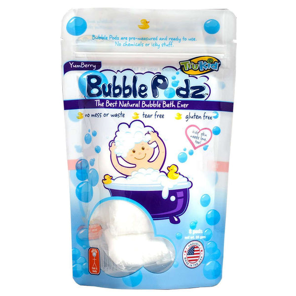 TruKid Bubble Podz | YumBerry Scented Bubble Bath