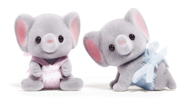 Calico Critters | Twins ~ Ellwoods Elephant
