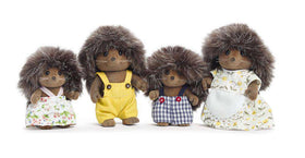 Calico Critters | Families ~ Pickleweeds Hedgehog Family