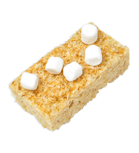 Treat House - VEGAN COCONUT RICE KRISPIE TREATS