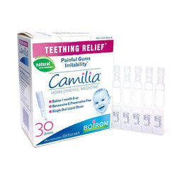 Boiron ~ Camilia Teething Relief - 30 doses