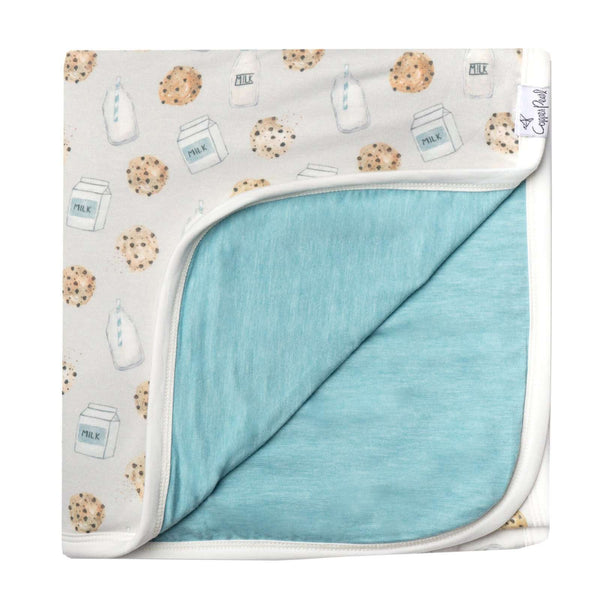 Copper Pearl | Three-Layer Baby Quilt ~ Chip