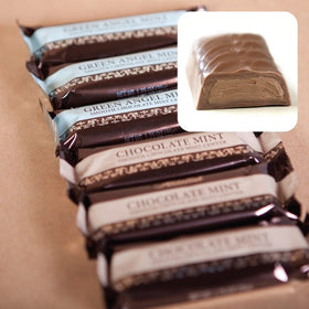 Abdallah Chocolate ~ Chocolate Mint Bar