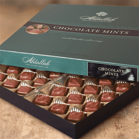Abdallah Chocolate | Boxed Chocolate Selection ~ Chocolate Mints