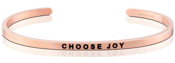 MantraBand | Happiness - Choose Joy