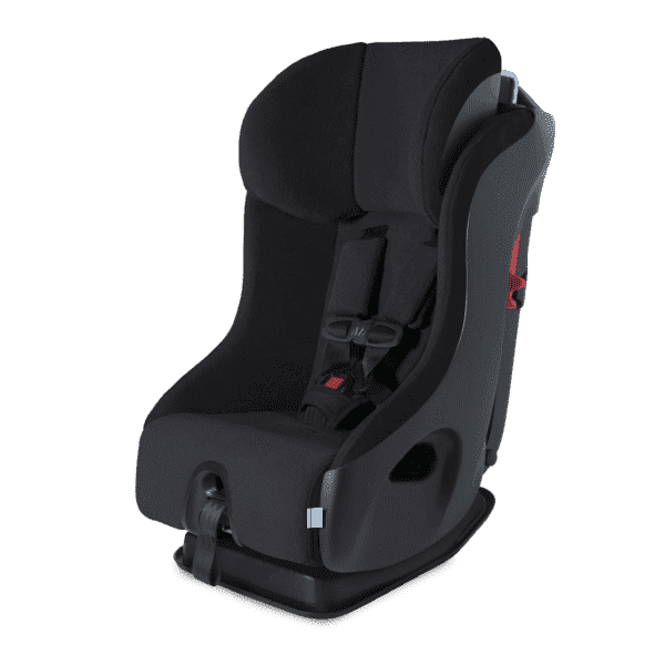 Clek Fllo Convertible Child Seat | Shadow in Standard C-Zero Plus
