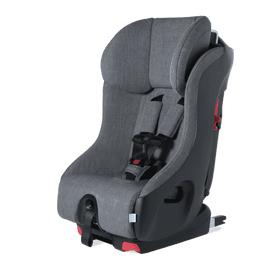 Clek Foonf Convertible Child Seat | Thunder in Tailored C-Zero Plus