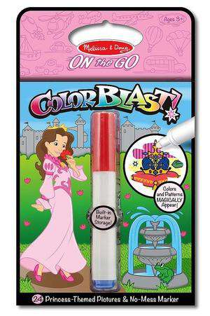 Melissa & Doug | On the Go Color Blast | Princess (6095610753)