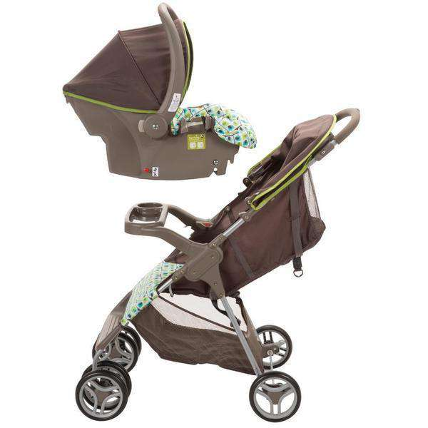 Cosco Lift and Stroll Travel System