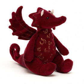 Jellycat | Ruby Dragon