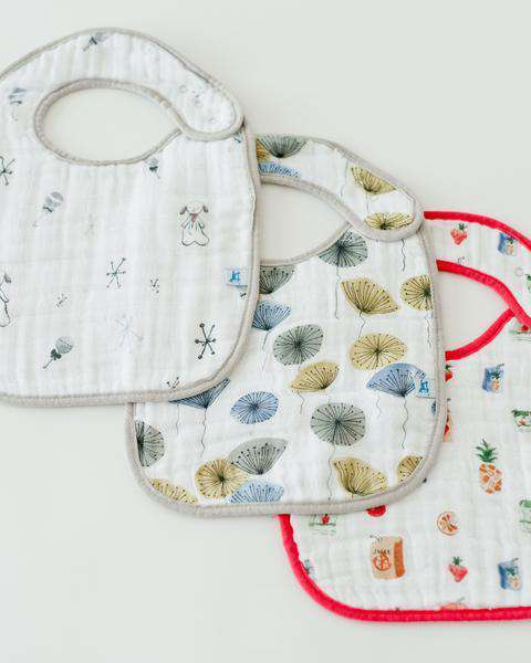 Little Unicorn + The Boss Baby Classic Bibs | Lamby