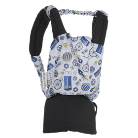 MMB Exclusives Smart Bottoms Doll Carrier ~ Smartpunk