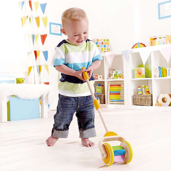Hape | Push Along Rainbow
