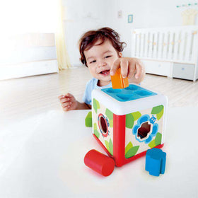 Hape | Shape Sorting Box