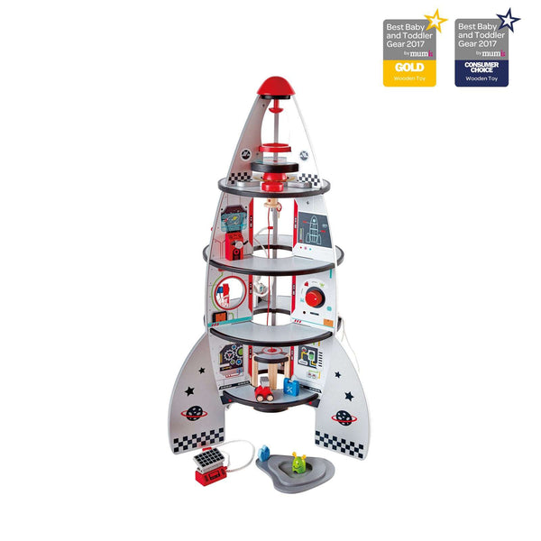 Hape | Four Stage Rocket Ship