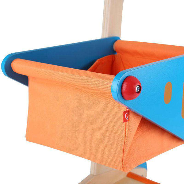 Hape | Wooden Shopping Cart