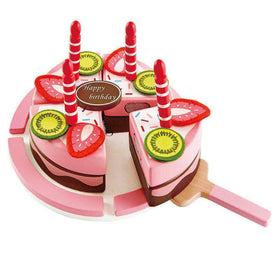 Hape | Double Flavored Birthday Cake