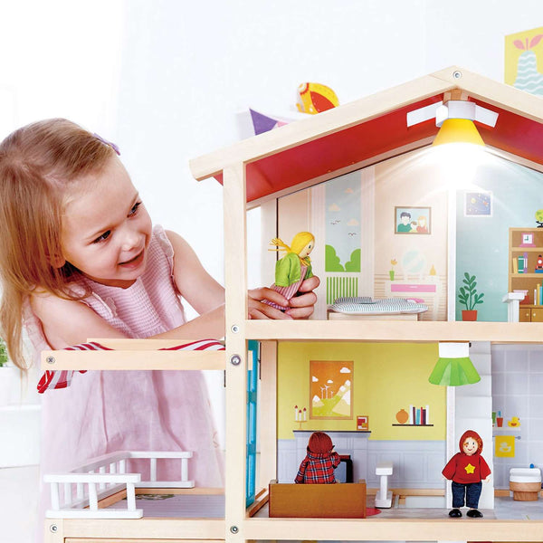 Hape | Doll Family Mansion