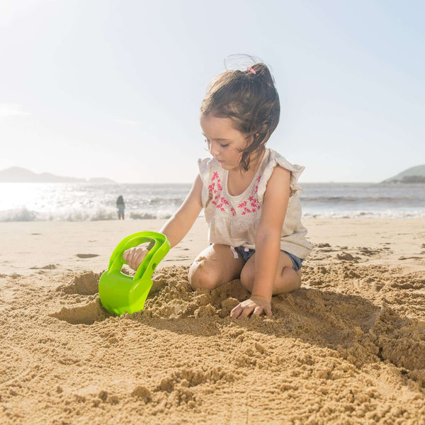 Hape | Beach Sand Hand Digger - Red