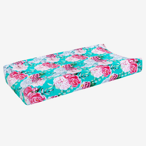 Posh Peanut | Changing Pad Cover ~ Eloise