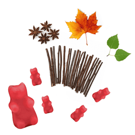 Happy Wax - Fall Woods Wax Melts - 2 oz Pouch