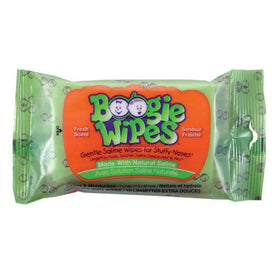 Boogie Wipes ~ Fresh Scent 10 Count