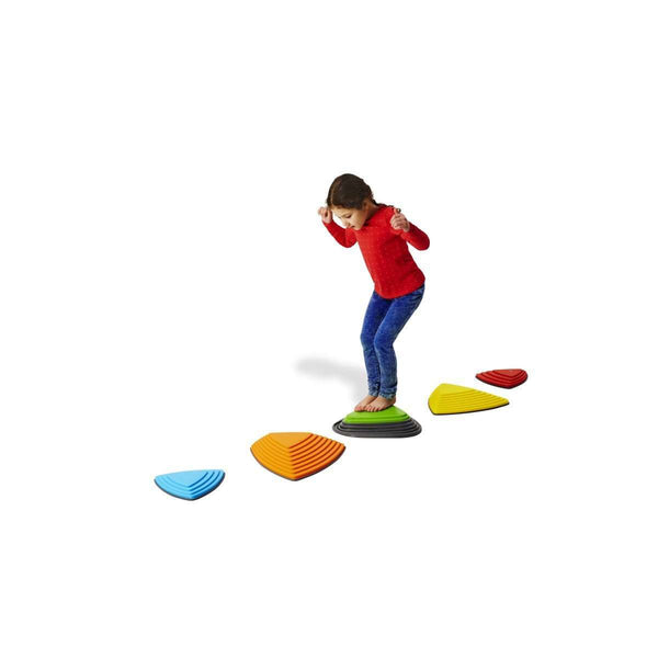Gonge Creative Learning | Bouncing Riverstones Set of 5