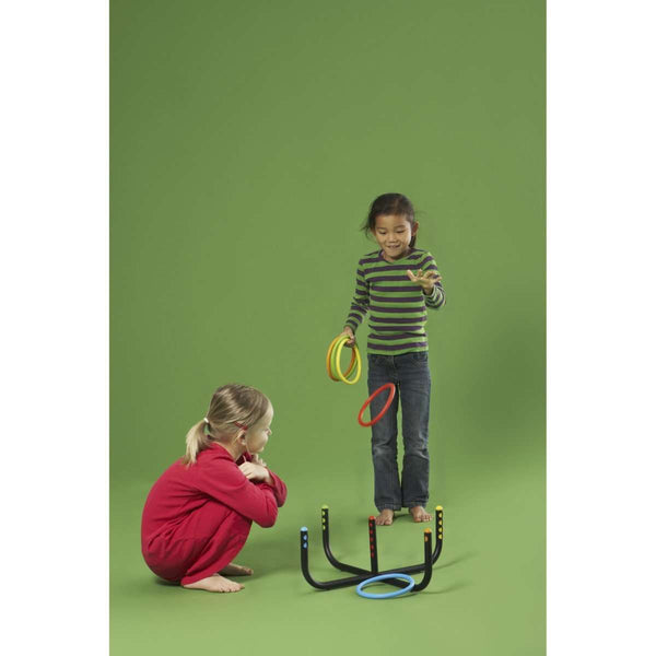 Gonge Creative Learning | Ring Toss Set of 6