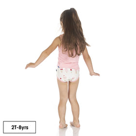 Kickee Pants Girl Underwear ~ Natural Ice Cream Shop
