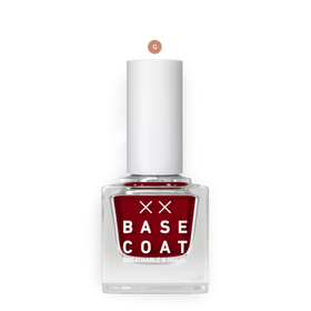 Base Coat | Breathable ~ Zinnia Nail Polish