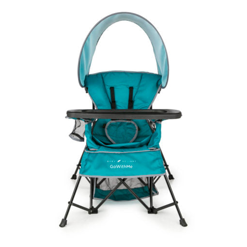 Baby Delight | Go With Me Venture Deluxe Portable Chair – Teal
