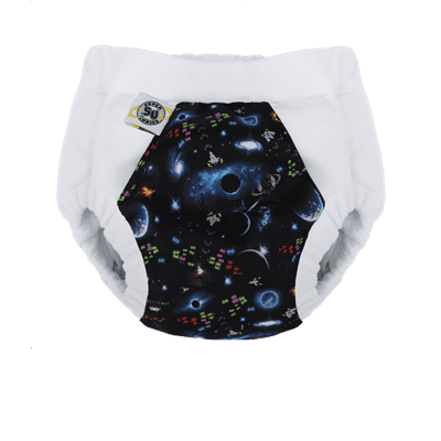 Super Undies | Hero Undies Shell - Space Oddity
