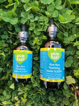 Balm! Baby | Bye-Bye Teething Hello Sleep! ~ Glycerin Base
