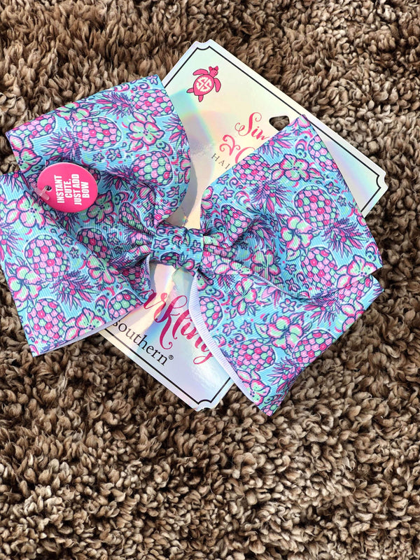 Simply Southern | Hair Bow ~ Aloha