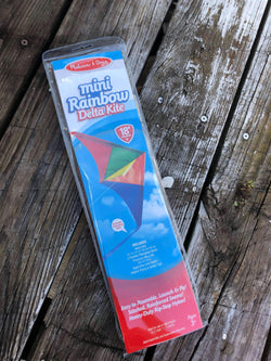 Melissa + Doug | Mini Kite ~ Delta Kite