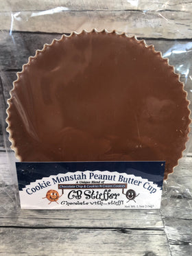 CB Stuffer - Cookie Monstah Peanut Butter Cup