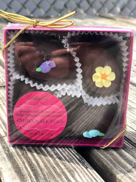 Abdallah Chocolate | Easter Selection ~ Assorted Chocolate Eggs