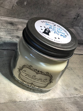 Coyer Candle Co | Unstink Your Space 8oz ~ You're The Obi Wean For Me
