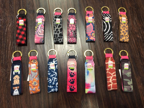 Simply Southern | Keyfob With Chapstick Holder